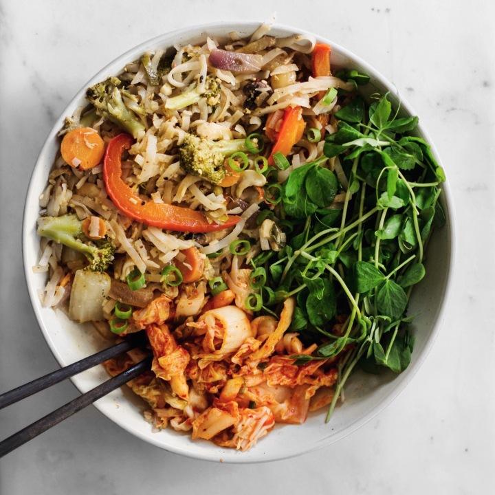 Spicy Thai StirFry