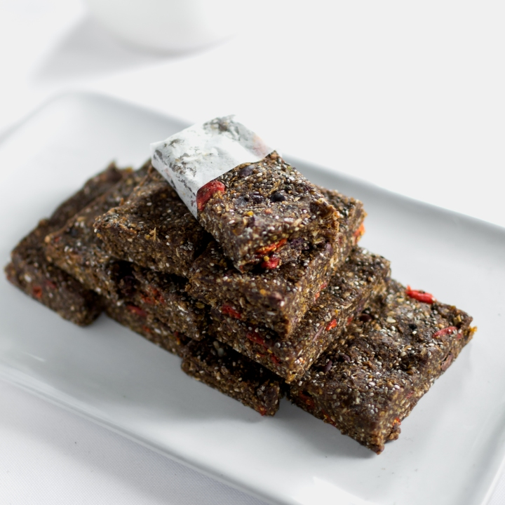 Grab & Go Power Bars