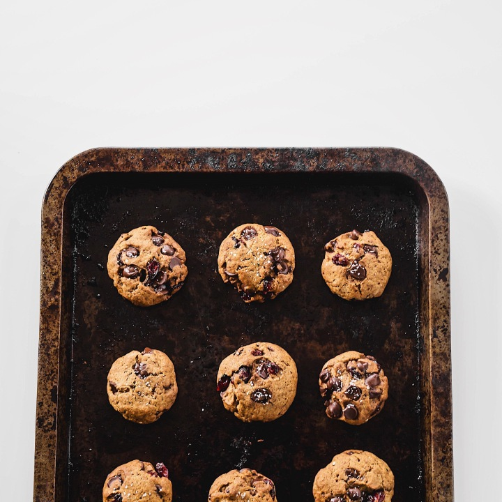 Cranberry Chocolate-Chip Cookies
