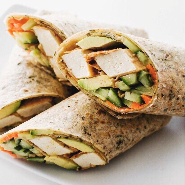 Vegan Banh MiWrap